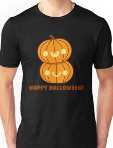 Halloween Adorable Kawaii Pumpkins Unisex T-Shirt