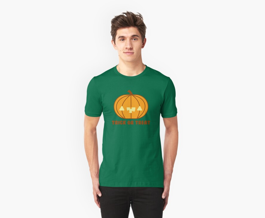 Halloween Adorable Kawaii Pumpkins by hellohappy