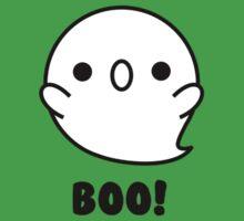 Halloween Adorable Kawaii Ghosts  Baby Tee