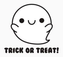 Halloween Adorable Kawaii Ghosts  Kids Clothes