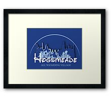 Hogsmeade Land Framed Print