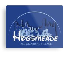 Hogsmeade Land Metal Print