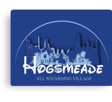 Hogsmeade Land Canvas Print