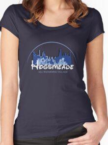 Hogsmeade Land Women's Fitted Scoop T-Shirt
