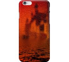 ALL IS RED iPhone Case/Skin