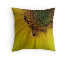 I Will Bee Your Shelter Throw Pillow