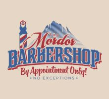 Mordor Barbershop by BiggStankDogg