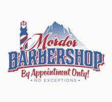 Mordor Barbershop Kids Clothes
