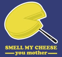 Alan Partridge - Smell my Cheese you Mother by metacortex
