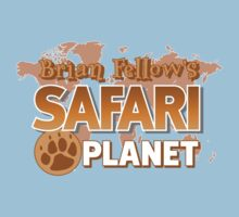 Brian Fellow's Safari Planet T-Shirt