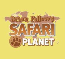 Brian Fellow's Safari Planet Baby Tee