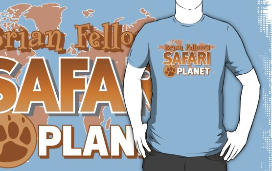 Brian Fellow's Safari Planet by BiggStankDogg