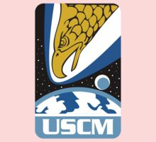 Aliens Movie - Colonial Marines USCM  Kids Clothes