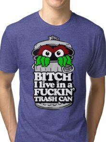Get a Job, Grouch... Tri-blend T-Shirt