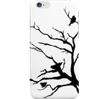 Three Birds iPhone Case/Skin