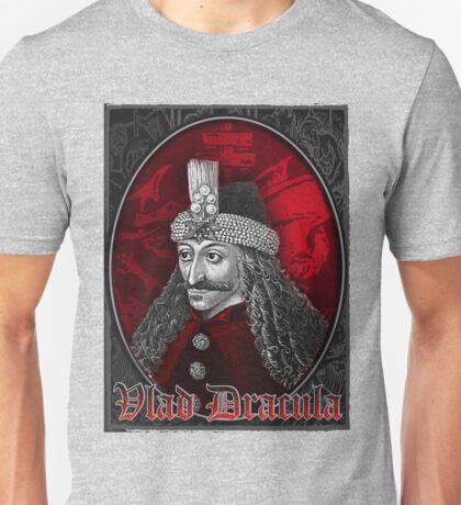 Vlad Dracula Gothic Unisex T-Shirt