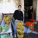 Fruit flies like a banana by Segalili