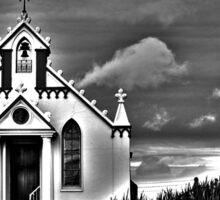 Italian Chapel, Orkney Sticker