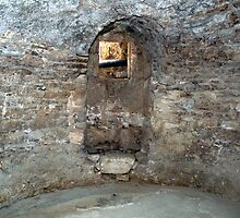 Christian Crypt of the 6th Century by HELUA