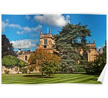 Trinity College, Oxford Poster