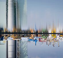 Shoreham Power Station - Shoreham Docks by Heather Buckley