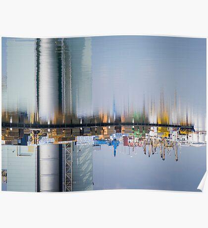 Shoreham Power Station - Shoreham Docks Poster