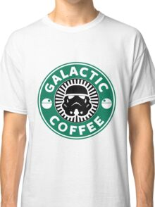 I like my coffee dark. Classic T-Shirt