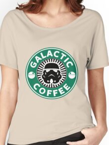 I like my coffee dark. Women's Relaxed Fit T-Shirt