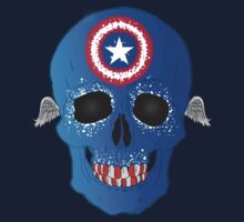 Skullvengers - Captain America by Jestermation
