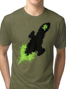 GLOW FLY! Tri-blend T-Shirt
