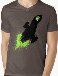 GLOW FLY! Mens V-Neck T-Shirt