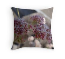 California wild flower 7 Throw Pillow
