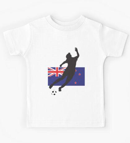 New Zealand - WWC Kids Tee