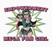 Empowerment: Mega Fangirl Kids Clothes