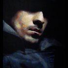 Mystical man by Gun Legler