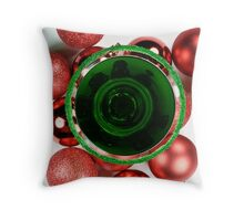 Holiday Party Throw Pillow