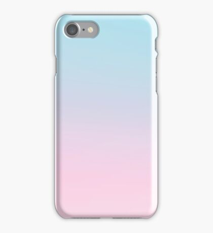 GLO FI - Plain Color iPhone Case and Other Prints iPhone Case/Skin