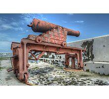 Fort Charlotte in Nassau, The Bahamas Photographic Print