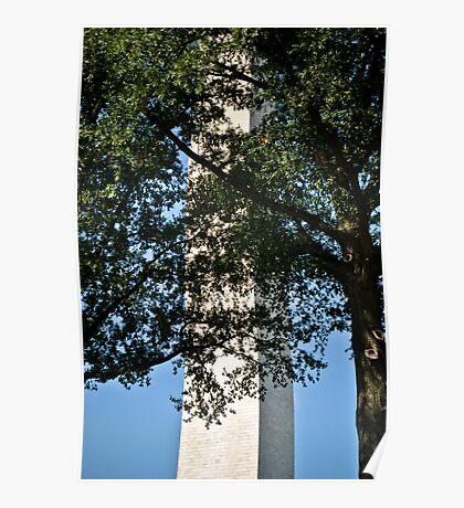 Washington Monument  Poster