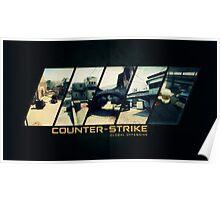 CS:GO Map poster Poster