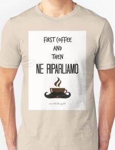 Italian Coffee T-Shirt