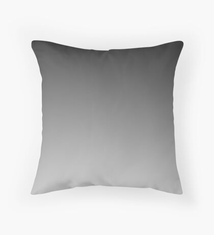 COAL - Plain Color iPhone Case and Other Prints Throw Pillow
