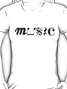 Music! T-Shirt