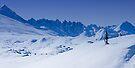 Sawtooth Range on North BC/Alaska Border by Yukondick