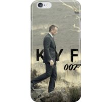 Skyfall 007 iPhone Case/Skin