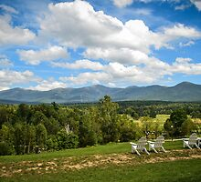 Lunch at the Mount Washington by Sara Bawtinheimer