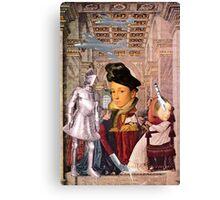 Renaissance Conservation. Canvas Print