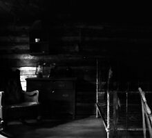 Stillness Of The Shadows by R-4-G