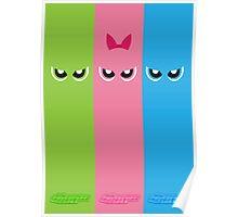 The Powerpuff Girls Poster