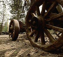 Rustic Wagon by R-4-G